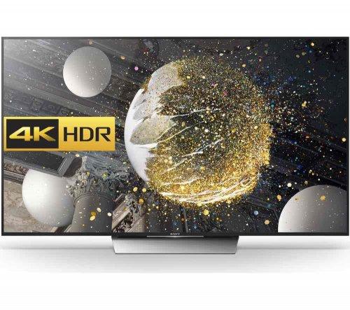 "SONY BRAVIA KD65XD8599BU 65"" 4K-HDR SMART-Android TV XR-1000Hz (BLACK) £1299 - currys"