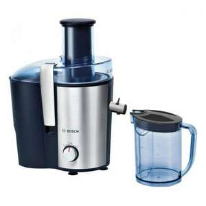 Bosch 700W Whole Fruit Juicer + 1.2 Litre Jug £49.99 WAS £169.99 TESCO DIRECT / Hughes (FREE NEXT DAY C&C)