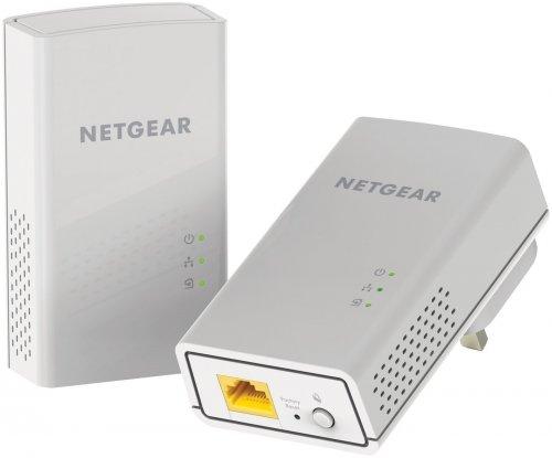 NETGEAR PL1000-100UKS PL1000 Powerline 1000 Mbps 1 Gigabit Ethernet Port Adapter £24.99 @ Amazon