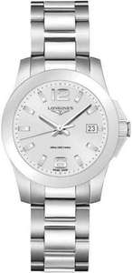 Ladies Longines conquest jurawatches £360 @ CWSellors