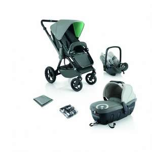 Concord Wanderer Travel Set (Grey) @ Amazon lightning deal - £269.25