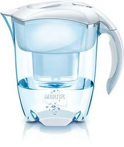 BRITA Elemaris Water Filter Jug - 3.5 L, White PRIME Members ONLY at Amazon for £14.99