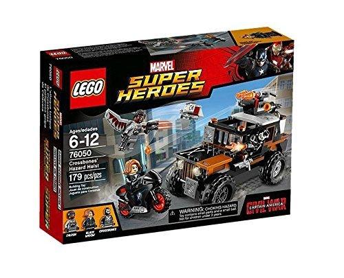 LEGO 76050 Super Heroes Crossbones' Hazard Heist @ Amazon