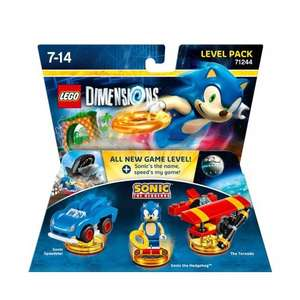 Lego Dimensions Buy One Get One Free on All Fun, Team & Level Packs @ SmythsToys