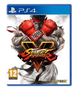 Street fighter v (PS4) £13.49 with code BOXDAY10 @ mymemory