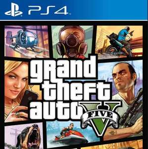Grand Theft Auto V (PS4/XO) £23.00 @Tesco Direct