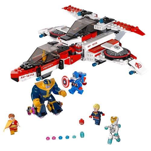 Lego Marvel Super Heroes Avenjet Space Mission £33.29 (76049) | Toys R Us