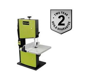 Guild Band Saw - 350W £69.99 @ Argos