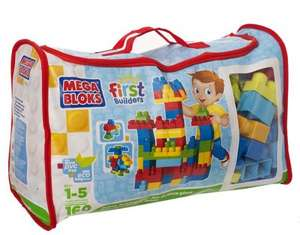 Mega blocks 150 piece set 16 pounds - RRP 40 pounds @ Tesco direct