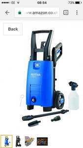 Nilfisk C110 Pressure washer £45.85 @ Amazon