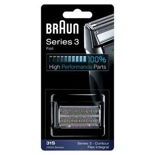 Braun Series 3 Shaver Foil £9.43 Prime or £13.43 non prime @ Amazon UK   - Cartridge 31S