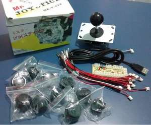 Arcade parts set - knobs,joystick and controller et al - £11.32 delivered @ Banggood