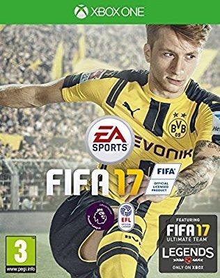 FIFA 17 XB1/PS4 £29 @ Amazon