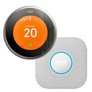 Nest 3rd Generation and Nest Protect bundle