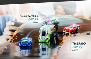 Anki Overdrive - 20% OFF All Supercars and Supertrucks! £39.99