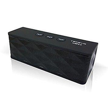 £16.96 TECEVO T4 NFC Bluetooth Wireless Speaker- Amazon [lightning deal]