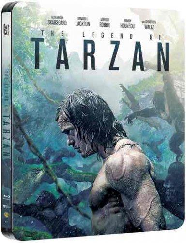 The Legend of Tarzan (hmv Exclusive 3D Steelbook) inc Digital HD £12.99 @ HMV