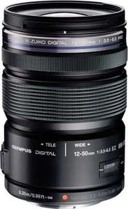 Olympus M.Zuiko Digital ED 12-50mm 1:3.5-6.3 EZ Lens £159.99 Amazon Lightning deal