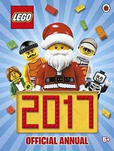 LEGO Official Annual 2017 (Annuals 2017) prime 99p / £3.98 non prime @ Amazon