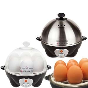 Egg Boiler 50% Off Was £17.99 Now £9 FREE Delivery @ weeklydeals4less