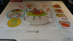 fisher price jumperoo £16.62 tesco instore Hull St Stephens