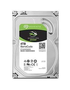 Seagate BarraCuda 4 TB 3.5 inch Internal Hard Drive