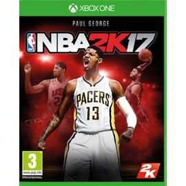 Xbox one NBA2K17 £24 delivered Tesco direct and in store