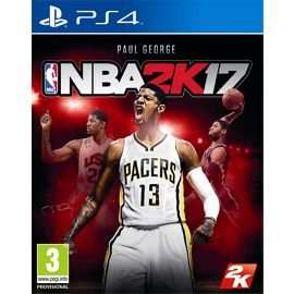 NBA 2k17 (PS4) £24 at Tesco Direct (delivered or free C&C)