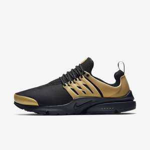 Nike air Presto Black/Gold £49.49 @ Nike