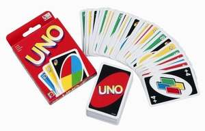 UNO playing cards are back for £1 @ Poundland