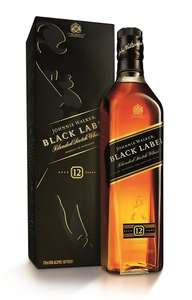 Johnnie Walker Black Label 70cl £16.99 prime / £21.74 non prime @ Amazon