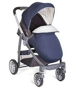 Graco pushchair with car seat, travel cot and isofix base £379.76 @ Mothercare