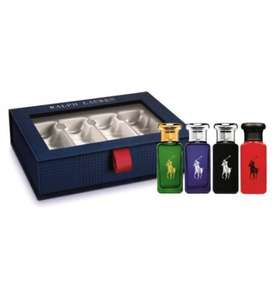 Ralph Lauren Luxury World of Polo fragrance gift-set £30 @ Boots