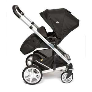 Joie Chrome Plus Stroller - Black Carbon Chassis £179.98 at Boots