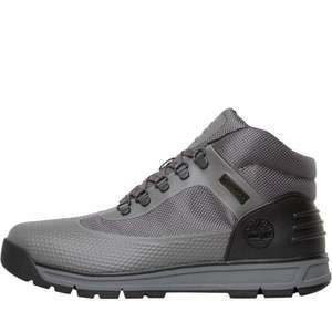 Timberland Mens Field Guide No Sew Hiking Boots Pewter £49.99 / £54.48 delivered @ M&M Direct