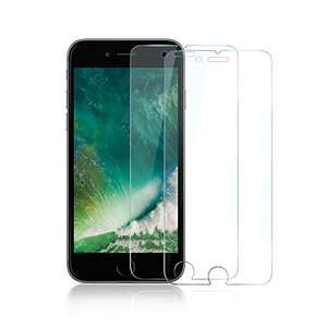 iPhone 7 Plus Screen Protector - Anker GlassGuard Premium Tempered Glass Screen Protector for iPhone 7 Plus (5.5 inch) 2-Pack £5.21 @ Amazon