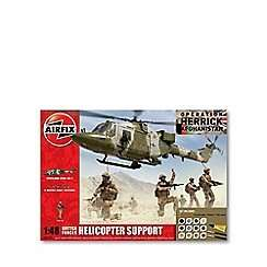 Airfix British forces Helicopter 40% off £26.40 at Debenhams