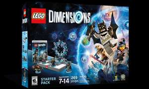 Lego Dimensions Packs Up to 56% Off at Amazon- Nearly all Available at 33% Off or More