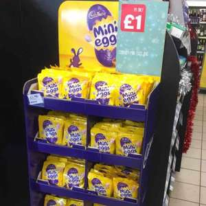 Easter Eggs at One Stop Shop