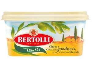 Bertolli Original or Light Spread 500g for 90p at Tesco (From 27/12)