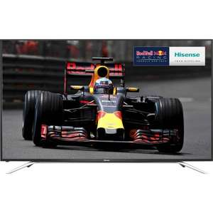 "Hisense HE65K5510UWTS 65"" Smart 4K Ultra HD with HDR TV £699 with Code and cashback at ao.com"