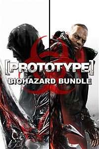 Prototype® Biohazard Bundle (1 and 2) XBOX STORE £16 WITH GOLD £20 WITHOUT