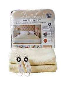 Dreamland Intelliheat Mattress Protector Kingsize cheapest found at Very for £55.30