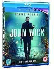 John Wick (Blu Ray) + Digital HD £4.99 @ eBay/theentertainmentstore