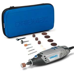 Dremel Corded Multi-Tool 3000 was £43 now only £25 @ B&Q