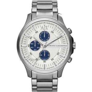 Armani exchange chronograph watch from watchshop for £82.80