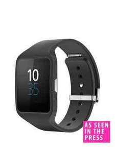Sony Smart Watch 3 SWR50 - Black £72.99 @ Very