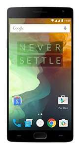 OnePlus 2 64 GB UK SIM-Free Smartphone £203.58 - Sandstone Black at Amazon for £203.58