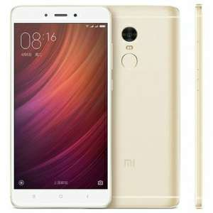 Xiaomi Redmi Note 4 64GB Dual Sim 4G LTE SIM FREE/ UNLOCKED - Gold £139.67 @ eGlobal central