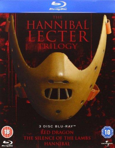 The Hannibal Lecter Trilogy [Blu-ray] £4.99 Amazon prime - Non prime £6.98